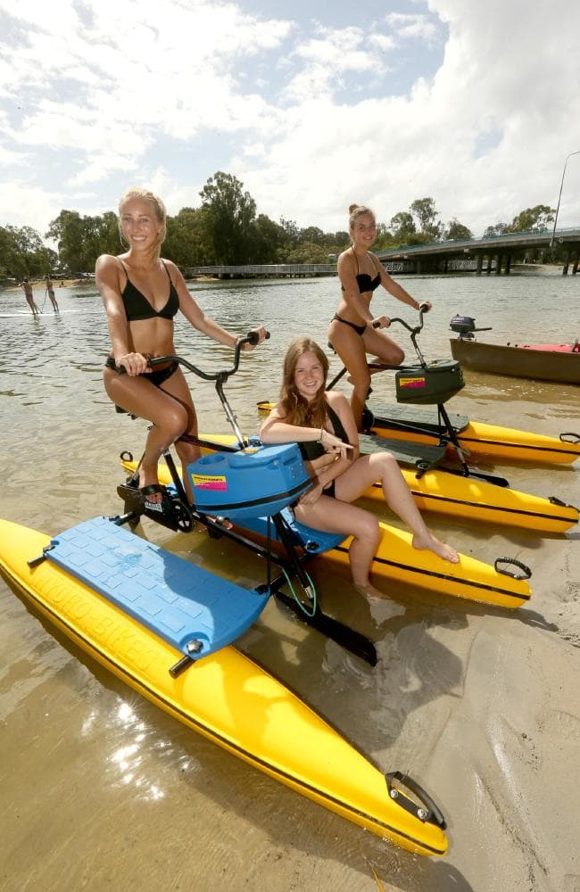 Hydrobike Rental Business