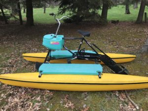 used hydrobike water bikes for sale